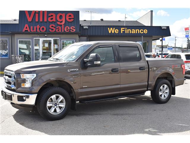 2016 Ford F-150 XLT (Stk: P37996) in Saskatoon - Image 1 of 27