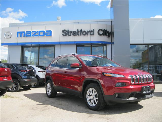 2014 Jeep Cherokee North (Stk: 20063A) in Stratford - Image 1 of 20
