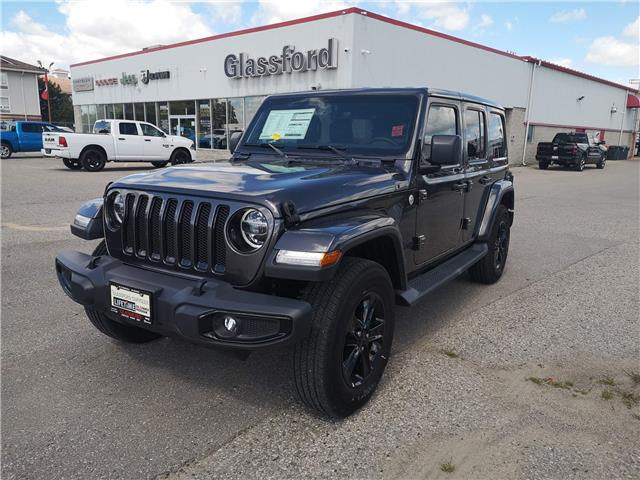 2020 Jeep Wrangler Unlimited Sahara (Stk: 20-250) in Ingersoll - Image 1 of 19