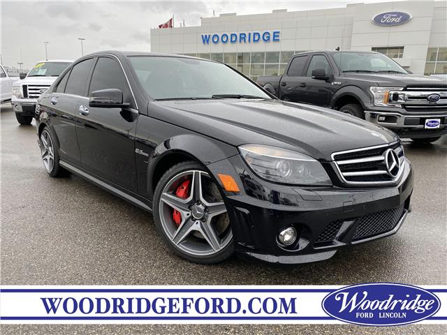 2010 Mercedes-Benz C-Class Base (Stk: 17624) in Calgary - Image 1 of 21