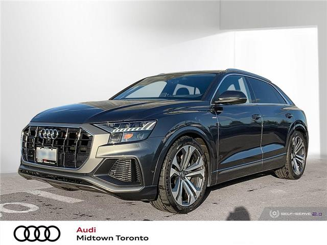 2019 Audi Q8 55 Technik (Stk: P8219) in Toronto - Image 1 of 23