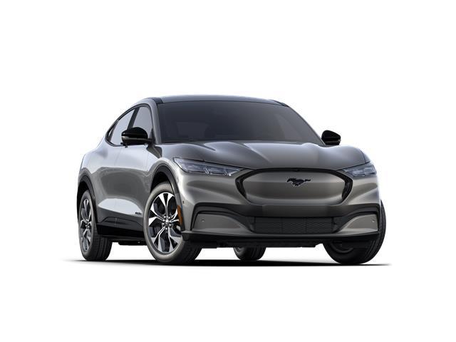 2021 Ford Mustang Mach-E Premium (Stk: O20269) in Port Alberni - Image 1 of 8