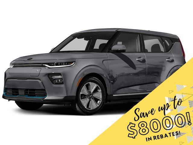 2021 Kia Soul EV EV Limited (Stk: SO21-077EV) in Victoria - Image 1 of 5
