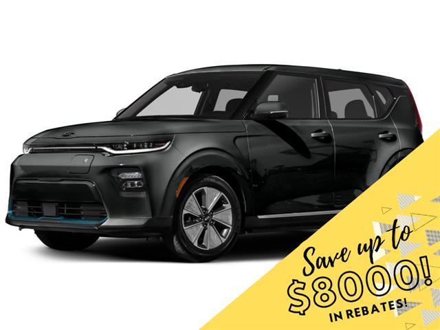 2021 Kia Soul EV EV Limited (Stk: SO21-076EV) in Victoria - Image 1 of 5
