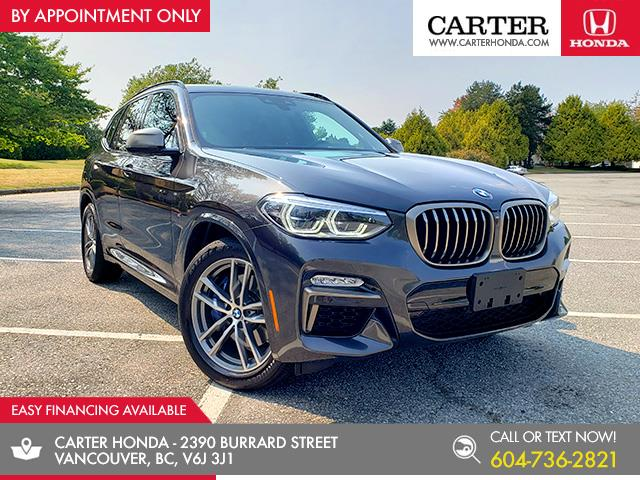 2018 BMW X3 M40i (Stk: B50730) in Vancouver - Image 1 of 28