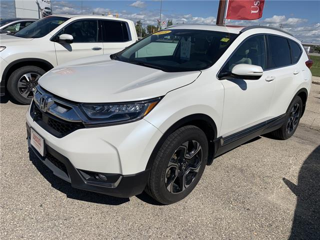 2018 Honda CR-V Touring (Stk: 20335A) in Steinbach - Image 1 of 21
