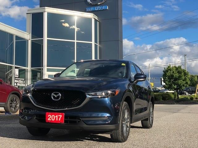 2017 Mazda CX-5 GS (Stk: 210341) in Gloucester - Image 1 of 16