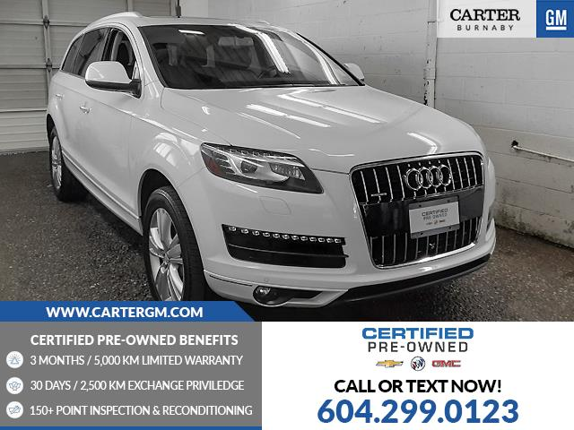 2014 Audi Q7 3.0T Technik (Stk: P9-62381) in Burnaby - Image 1 of 24