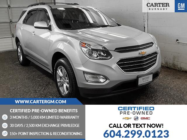 2016 Chevrolet Equinox 1LT (Stk: P9-62321) in Burnaby - Image 1 of 22