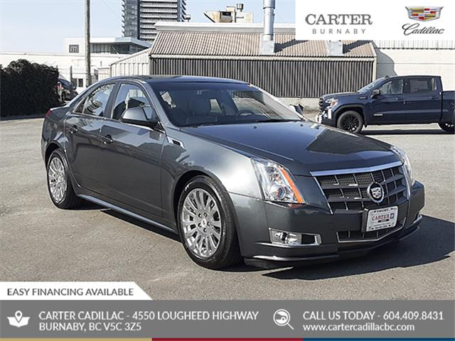 2011 Cadillac CTS 3.6L (Stk: P9-62560) in Burnaby - Image 1 of 24