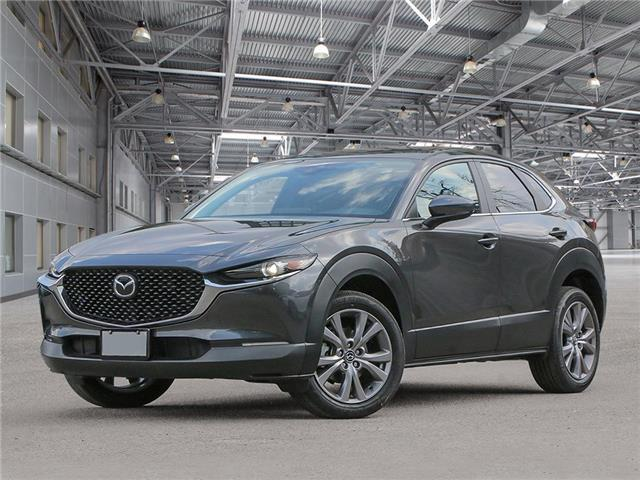 2021 Mazda CX-30 GS (Stk: 21019) in Toronto - Image 1 of 23
