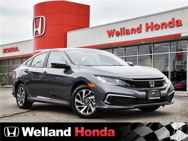2020 Honda Civic EX (Stk: N20357) in Welland - Image 1 of 28
