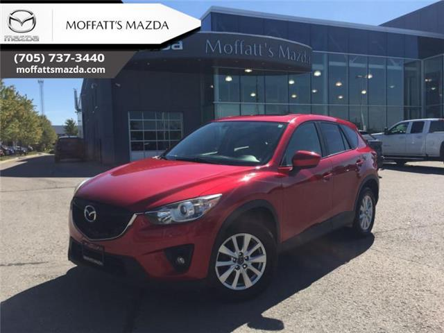 2014 Mazda CX-5 GS (Stk: P8168A) in Barrie - Image 1 of 22