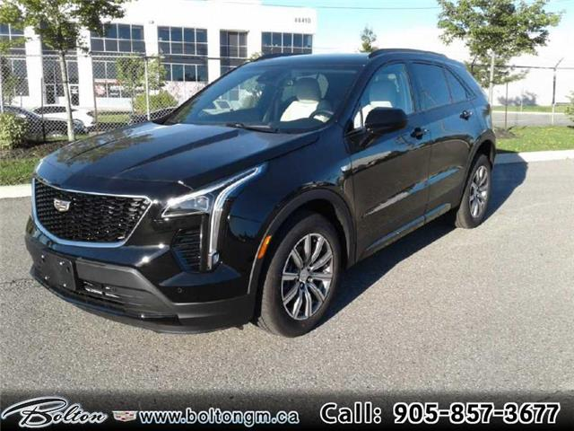 2020 Cadillac XT4 Sport (Stk: 152839) in Bolton - Image 1 of 15