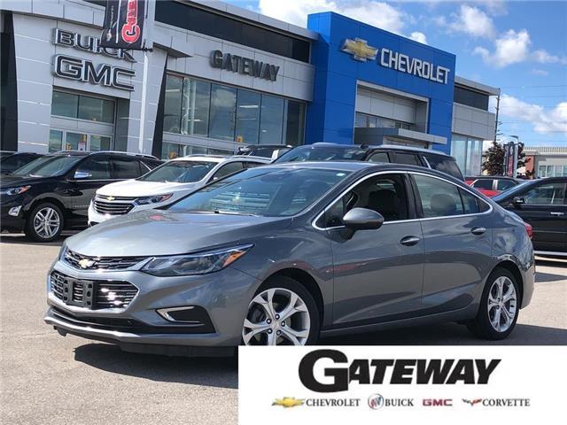 2018 Chevrolet Cruze Premier /  / Keyless entry / backup Cam / (Stk: PL19433) in BRAMPTON - Image 1 of 21