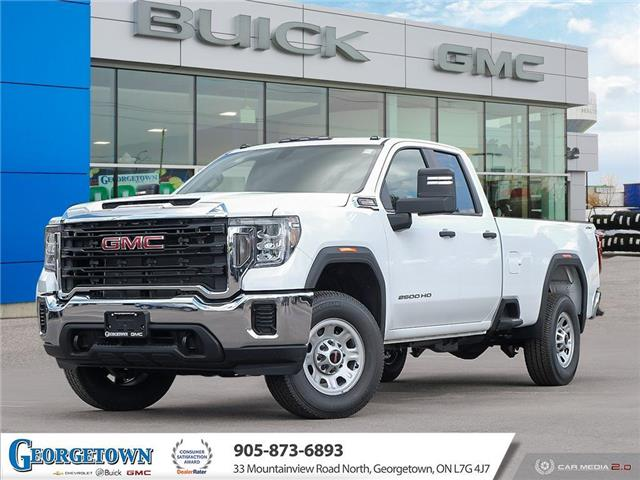 2020 GMC Sierra 2500HD Base (Stk: 32127) in Georgetown - Image 1 of 28