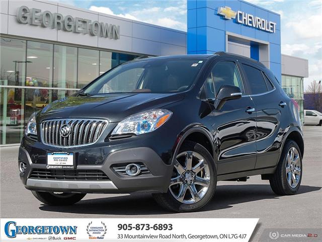 2016 Buick Encore Premium (Stk: 23867) in Georgetown - Image 1 of 27