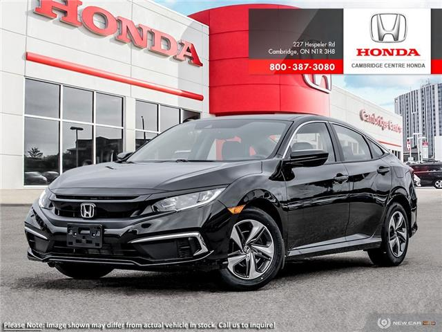 2020 Honda Civic LX (Stk: 21189) in Cambridge - Image 1 of 24
