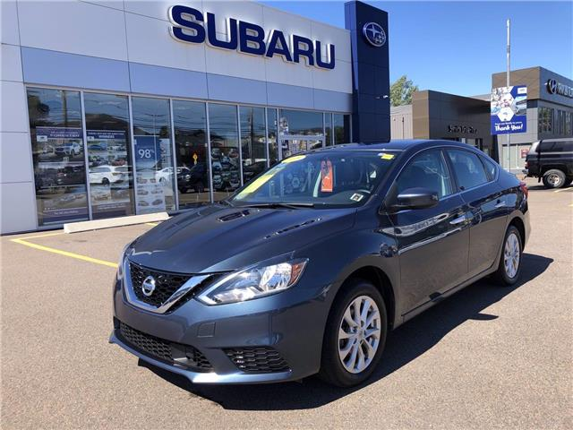 2018 Nissan Sentra 1.8 SV (Stk: SUB2287A) in Charlottetown - Image 1 of 24