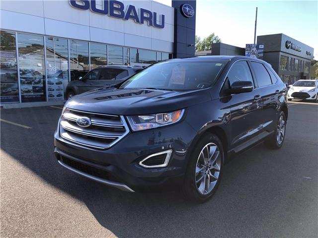 2016 Ford Edge Titanium (Stk: SUB2417A) in Charlottetown - Image 1 of 28