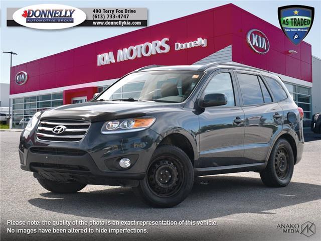 2012 Hyundai Santa Fe GL 2.4 Premium (Stk: KT512A) in Ottawa - Image 1 of 22
