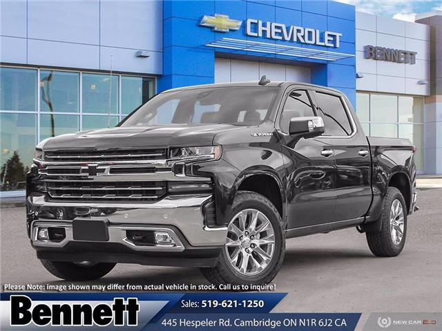 2020 Chevrolet Silverado 1500 LTZ (Stk: D200841) in Cambridge - Image 1 of 22
