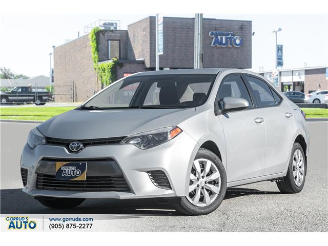 2015 Toyota Corolla LE (Stk: 400178) in Milton - Image 1 of 19