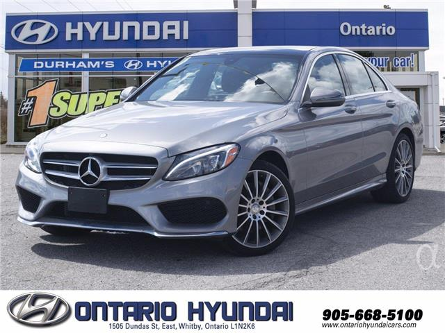 2016 Mercedes-Benz C-Class Base (Stk: 07722K) in Whitby - Image 1 of 22
