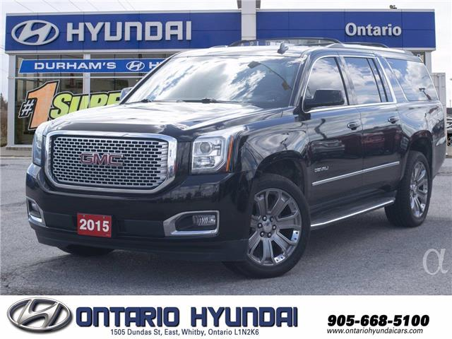 2015 GMC Yukon XL 1500 Denali (Stk: 22185K) in Whitby - Image 1 of 23