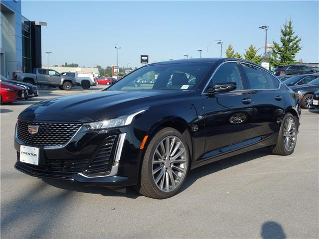2020 Cadillac CT5 Premium Luxury (Stk: 0206530) in Langley City - Image 1 of 6