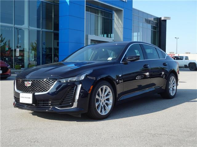 2020 Cadillac CT5 Luxury (Stk: 0206790) in Langley City - Image 1 of 6
