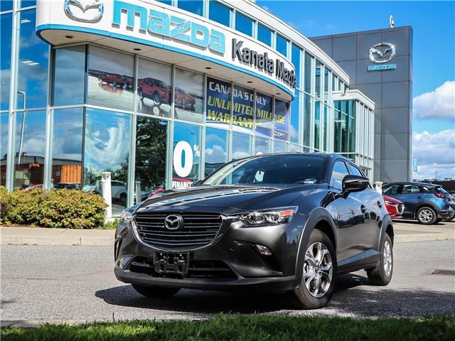 2020 Mazda CX-3 GS (Stk: M1050) in Ottawa - Image 1 of 29