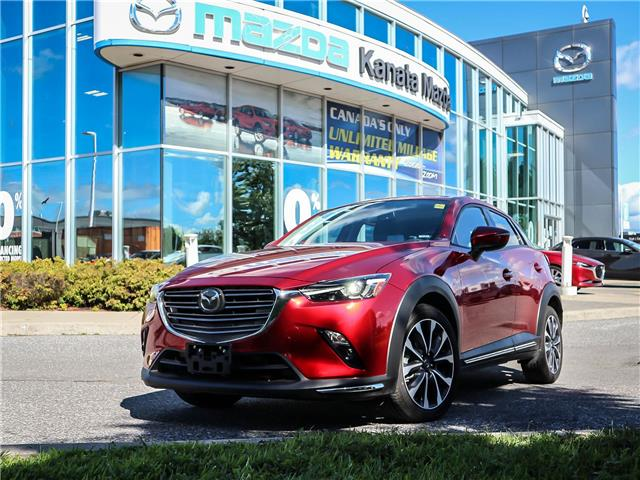 2020 Mazda CX-3 GT (Stk: M1054) in Ottawa - Image 1 of 30