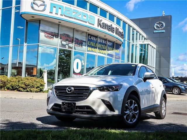 2020 Mazda CX-3 GS (Stk: M1055) in Ottawa - Image 1 of 29