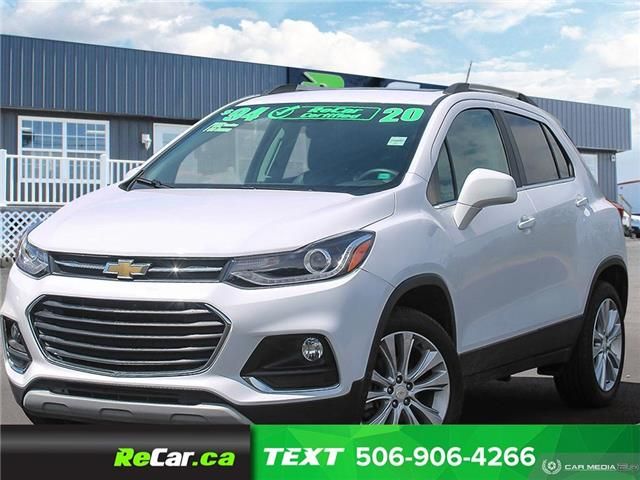 2020 Chevrolet Trax Premier (Stk: 200841A) in Moncton - Image 1 of 20