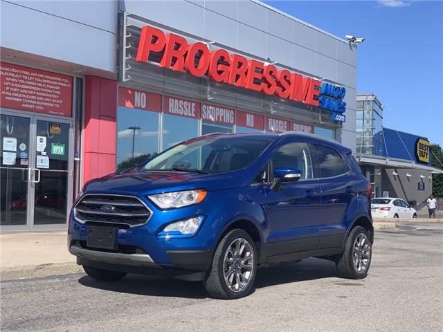 2019 Ford EcoSport Titanium (Stk: KC278504) in Sarnia - Image 1 of 20