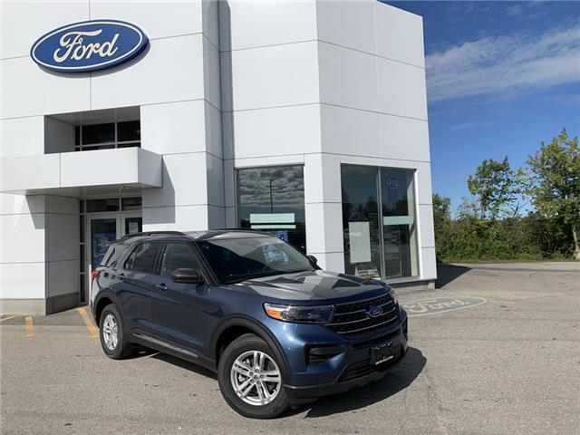 2020 Ford Explorer XLT (Stk: 2093) in Smiths Falls - Image 1 of 1