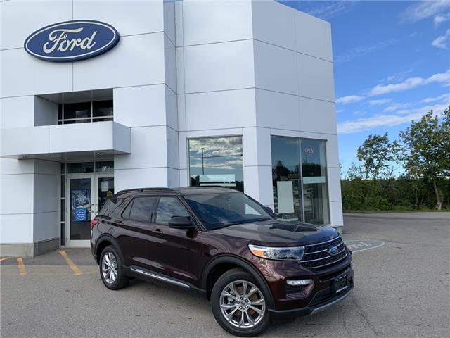 2020 Ford Explorer XLT (Stk: 20114) in Smiths Falls - Image 1 of 1