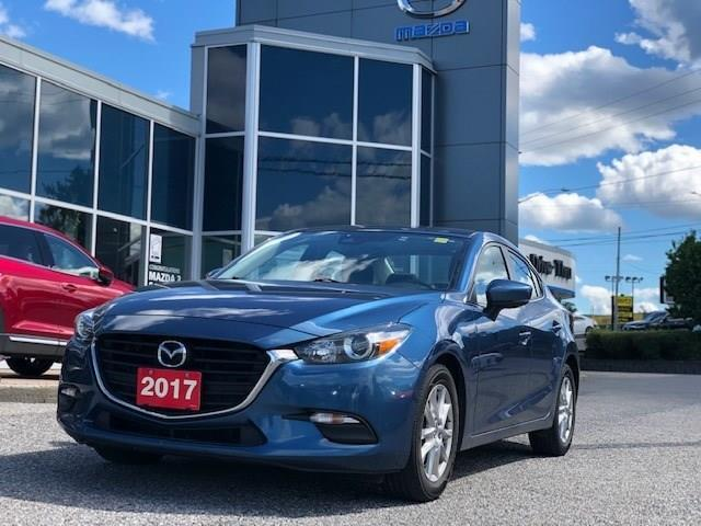 2017 Mazda Mazda3 GS (Stk: 210541) in Gloucester - Image 1 of 16