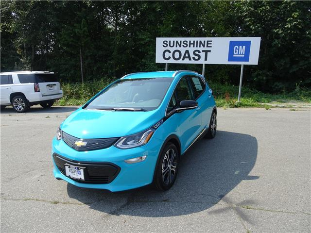 2020 Chevrolet Bolt EV Premier (Stk: EL126130) in Sechelt - Image 1 of 18