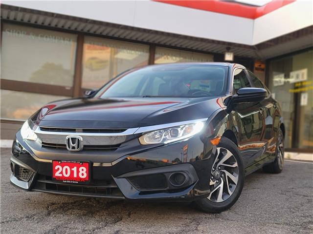 2018 Honda Civic SE (Stk: 2007198) in Waterloo - Image 1 of 21