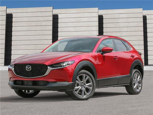 2021 Mazda CX-30 GS (Stk: 21037) in Toronto - Image 1 of 23