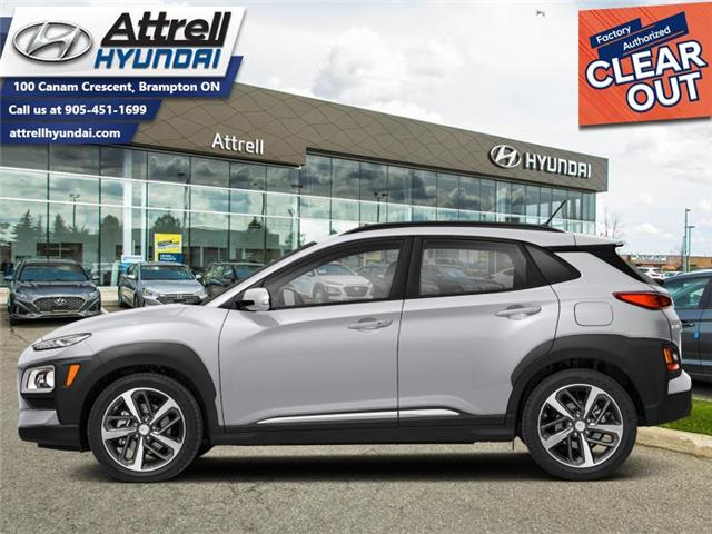 2021 Hyundai Kona 1.6T Ultimate AWD (Stk: 36248) in Brampton - Image 1 of 1