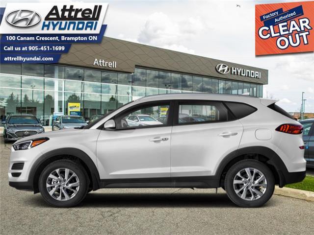 2021 Hyundai Tucson Preferred (Stk: 36251) in Brampton - Image 1 of 1