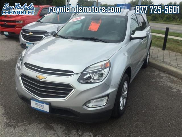 2017 Chevrolet Equinox LT (Stk: P6591) in Courtice - Image 1 of 14