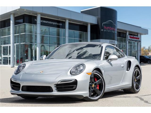 2015 Porsche 911 Turbo (Stk: 20HMS931) in Mississauga - Image 1 of 24