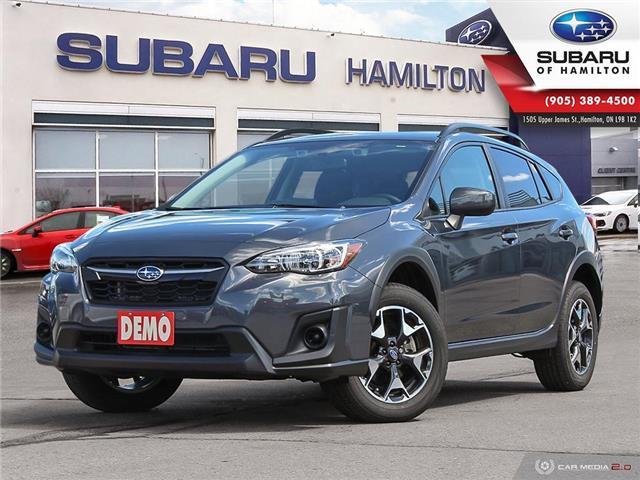2020 Subaru Crosstrek Convenience (Stk: S8110) in Hamilton - Image 1 of 26