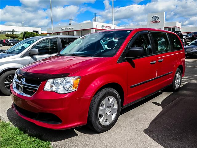 2013 Dodge Grand Caravan SE/SXT (Stk: 11782B) in Waterloo - Image 1 of 15