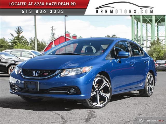 2014 Honda Civic Si (Stk: 5820-2) in Stittsville - Image 1 of 27
