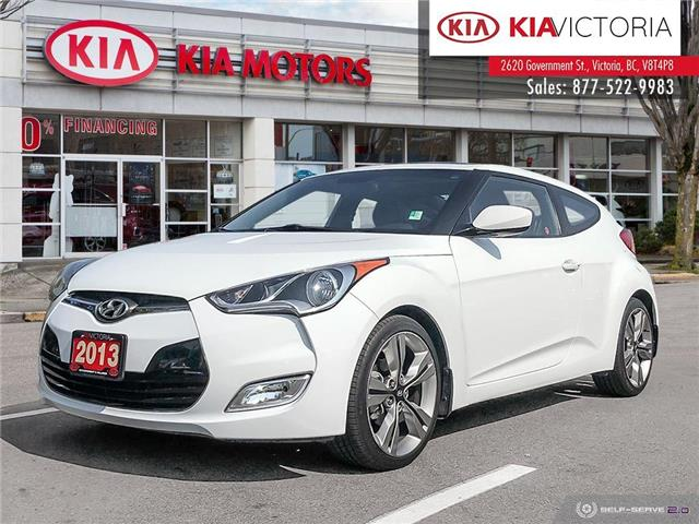 2013 Hyundai Veloster Tech (Stk: A1653) in Victoria - Image 1 of 25